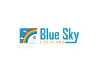 Blue Sky Life Plans Logo - Entry #397