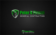 Peter V Pirozzi General Contracting Logo - Entry #107