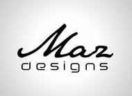 Maz Designs Logo - Entry #261