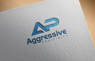 Aggressive Positivity  Logo - Entry #109