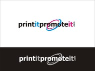 PrintItPromoteIt.com Logo - Entry #283