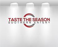 Taste The Season Logo - Entry #415