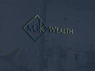 MGK Wealth Logo - Entry #194