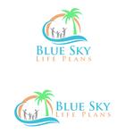 Blue Sky Life Plans Logo - Entry #35