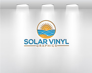 Solar Vinyl Graphics Logo - Entry #257