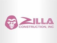 Zilla Construction, Inc Logo - Entry #4