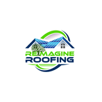 Reimagine Roofing Logo - Entry #247
