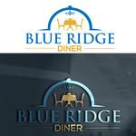 Blue Ridge Diner Logo - Entry #38