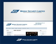 Moray security limited Logo - Entry #200