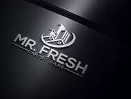 Mr. Fresh Carpet Care Logo - Entry #93