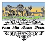 Casa Mia Manor House Logo - Entry #25