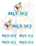 Blue Sky Life Plans Logo - Entry #174
