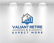 Valiant Retire Inc. Logo - Entry #188