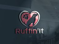 Ruffin'It Logo - Entry #30
