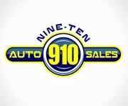 910 Auto Sales Logo - Entry #119