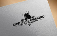 American Diamond Cattle Ranchers Logo - Entry #99