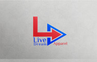 LiveDream Apparel Logo - Entry #173