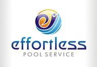 Effortless Pool Service Logo - Entry #76