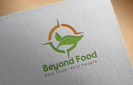 Beyond Food Logo - Entry #126