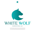 White Wolf Consulting (optional LLC) Logo - Entry #109