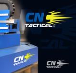 Tactical CNC Logo - Entry #15