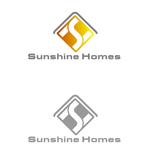 Sunshine Homes Logo - Entry #386