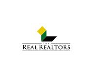 The Real Realtors Logo - Entry #152