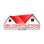 KBK constructions Logo - Entry #109