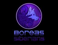 Siberian Husky Logo - Entry #24