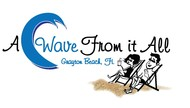 A Wave From It All Logo - Entry #58