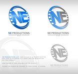 NE Productions, LLC Logo - Entry #134