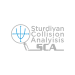 Sturdivan Collision Analyisis.  SCA Logo - Entry #227