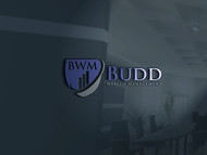 Budd Wealth Management Logo - Entry #255