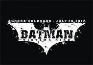 Batman Movie Aurora Colorado Logo - Entry #37