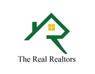The Real Realtors Logo - Entry #52