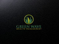 Green Wave Wealth Management Logo - Entry #426