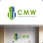 CMW Building Maintenance Logo - Entry #241