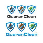 QuaranClean Logo - Entry #131