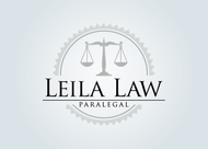Leila Law Logo - Entry #95