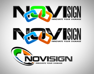 NoviSign Logo - Entry #45