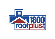 1-800-roof-plus  , i am also going to be using 1800roofplus.com for materials Logo - Entry #16