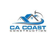 CA Coast Construction Logo - Entry #228