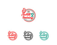 Sweet 2 Savoury Logo - Entry #69