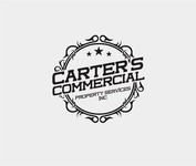 Carter's Commercial Property Services, Inc. Logo - Entry #86