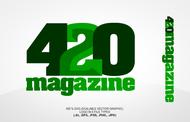 420 Magazine Logo Contest - Entry #13