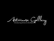 ArtMoose Gallery Logo - Entry #4