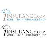 1insurance.com Logo - Entry #9