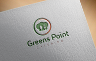 Greens Point Catering Logo - Entry #152
