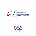 Mechanical Construction & Consulting, Inc. Logo - Entry #100
