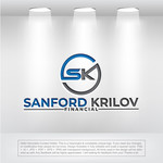 Sanford Krilov Financial       (Sanford is my 1st name & Krilov is my last name) Logo - Entry #385